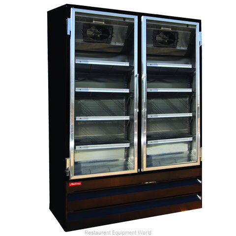 Howard McCray GF88BM-B-LT Freezer, Merchandiser