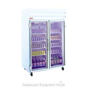 Howard McCray GR102-B Refrigerator, Merchandiser