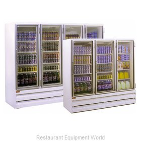 Howard McCray GR65BM-B-LED Refrigerator Merchandiser