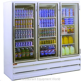 Howard McCray GR75BM Refrigerator, Merchandiser