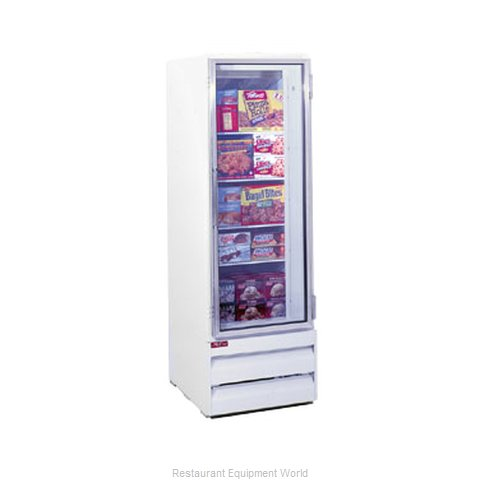 Howard McCray GR88BM-B-LED Refrigerator Merchandiser