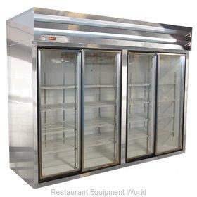 Howard McCray GSR102-S Refrigerator, Merchandiser
