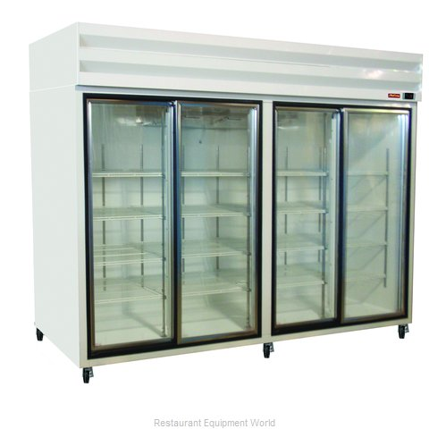 Howard McCray GSR102 Refrigerator, Merchandiser (Magnified)