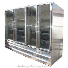 Howard McCray GSR102BM-S Refrigerator, Merchandiser