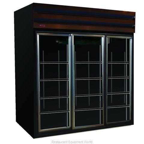 Howard McCray GSR75-B Refrigerator, Merchandiser