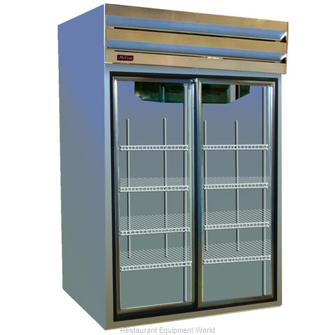 Howard McCray GSR75-S Refrigerator, Merchandiser