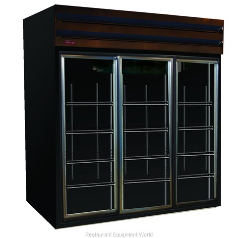 Howard McCray GSR75 Refrigerator, Merchandiser