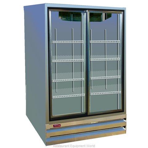 Howard McCray GSR75BM-S Refrigerator, Merchandiser