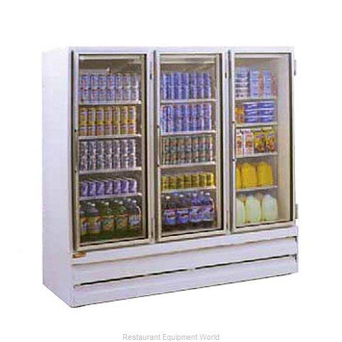 Howard McCray GSR75BM Refrigerator, Merchandiser