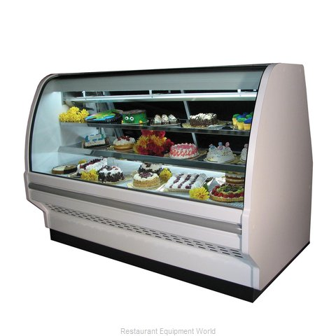 Howard McCray R-CBS40E-8C-LS Display Case, Refrigerated Bakery (Magnified)