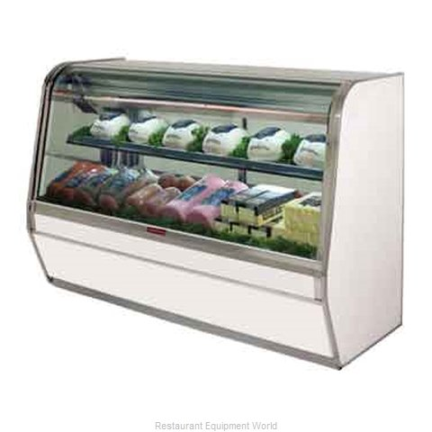 Howard McCray R-CDS32E-4C-LS-B Display Case Deli Meats Cheeses