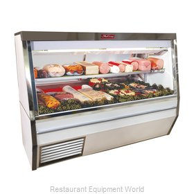 Howard McCray R-CDS34N-4-LED Display Case, Refrigerated Deli