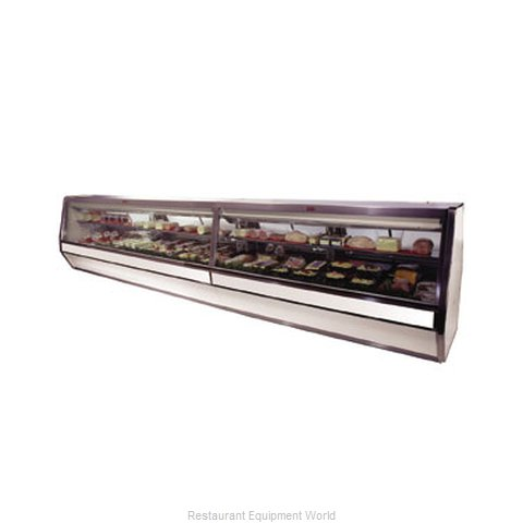 Howard McCray R-CDS40E-12B Display Case Deli Meats Cheeses