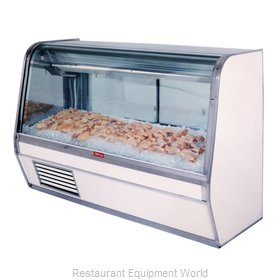 Howard McCray R-CFS32E-4C Display Case, Deli Seafood / Poultry