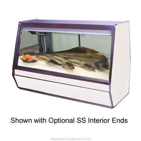 Howard McCray R-CFS32E-6B Display Case Fish Poultry