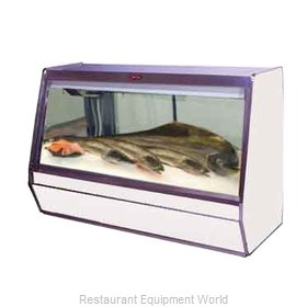 Howard McCray R-CFS32E-8 Display Case, Deli Seafood / Poultry