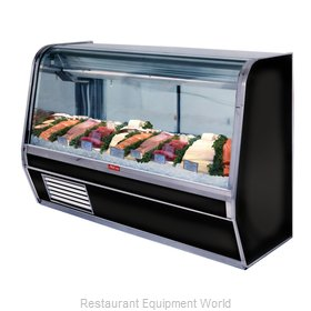 Howard McCray R-CFS32E-8C-B Display Case, Deli Seafood / Poultry