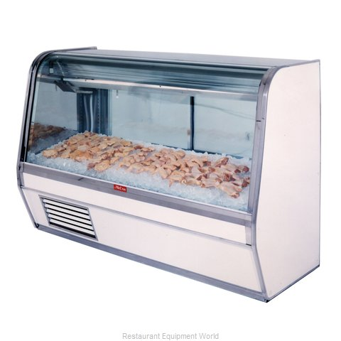 Howard McCray R-CFS32E-8C Display Case Fish Poultry