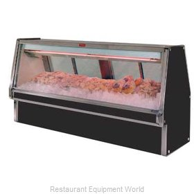 Howard McCray R-CFS34E-6-B Display Case, Deli Seafood / Poultry