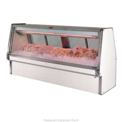 Howard McCray R-CFS34E-6 Display Case, Deli Seafood / Poultry