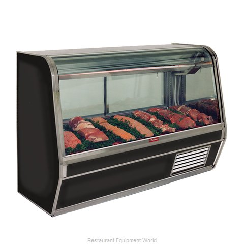 Howard McCray R-CMS32E-6C-B Display Case Red Meat