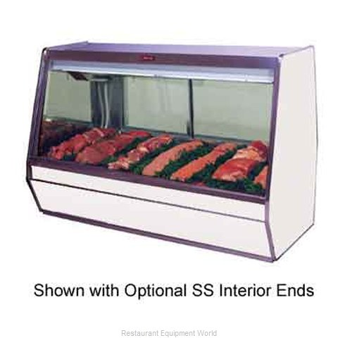 Howard McCray R-CMS32E-8B Display Case Red Meat