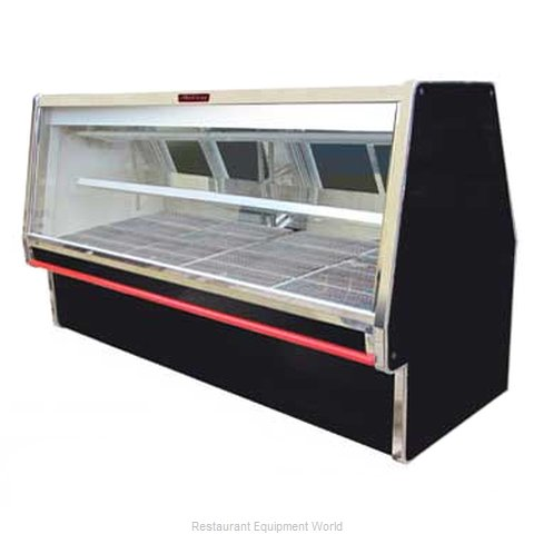 Howard McCray R-CMS34E-4-B Display Case, Red Meat Deli