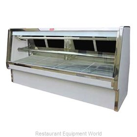 Howard McCray R-CMS34E-4 Display Case, Red Meat Deli