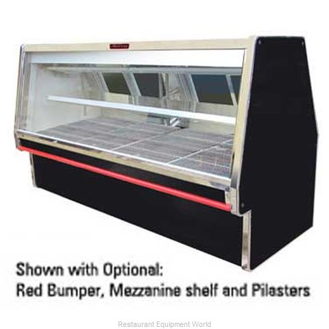 Howard McCray R-CMS34E-4B Display Case Red Meat