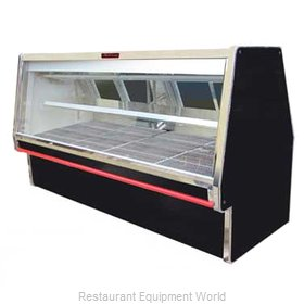 Howard McCray R-CMS34E-6-B Display Case, Red Meat Deli