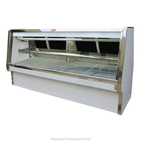 Howard McCray R-CMS34E-6 Display Case, Red Meat Deli