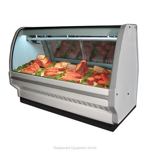 Howard McCray R-CMS40E-6C Display Case Red Meat