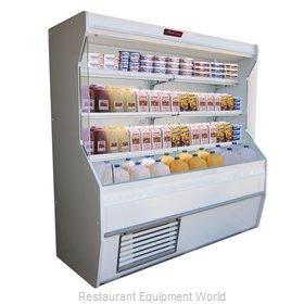 Howard McCray R-D32E-12-LED Merchandiser, Open