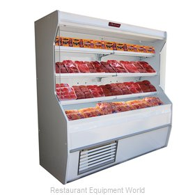 Howard McCray R-M32E-10-LED Merchandiser, Open