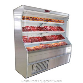 Howard McCray R-M32E-3-S-LED Merchandiser, Open