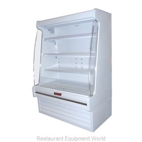 Howard McCray R-OD30E-12-LED Merchandiser, Open