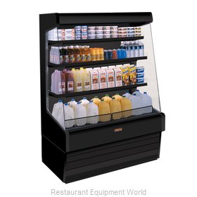 Howard McCray R-OD30E-6-B-LED Merchandiser, Open