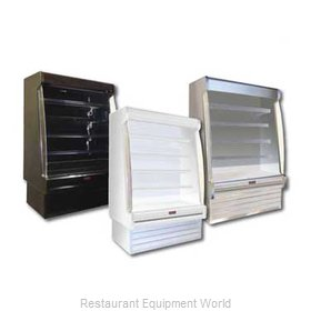 Howard McCray R-OD35E-4-LED Merchandiser, Open
