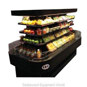 Howard McCray R-OD42I-7-S-LED Merchandiser, Open