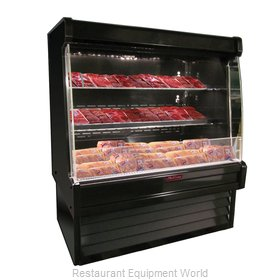 Howard McCray R-OM35E-6L-S-LED Merchandiser, Open
