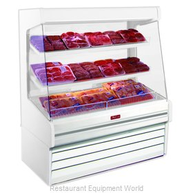 Howard McCray R-OP30E-4L-S-LED Display Case, Produce