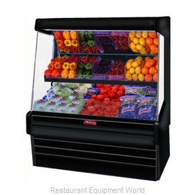 Howard McCray R-OP30E-8L-B-LED Display Case, Produce