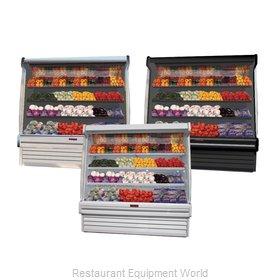 Howard McCray R-OP35E-10S-B-LS Display Case, Produce