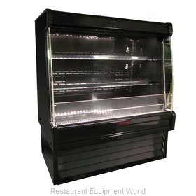 Howard McCray R-OP35E-12L-B-LS Display Case, Produce