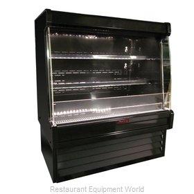 Howard McCray R-OP35E-4L-B-LED Display Case, Produce