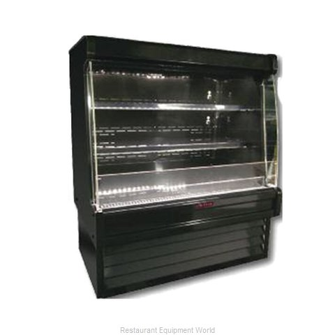Howard McCray R-OP35E-6S-LS-B Display Case Open Produce (Magnified)