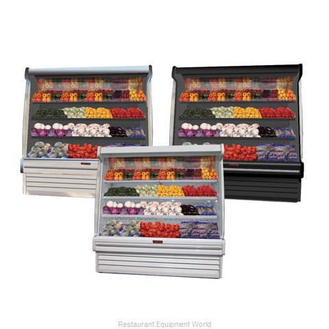 Howard McCray R-OP35E-6S-LS Display Case Open Produce (Magnified)