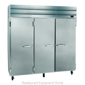 Howard McCray R-SF75 Reach-In Freezer 3 sections