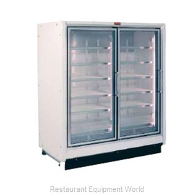 Howard McCray RIF2-24-LED Freezer, Merchandiser