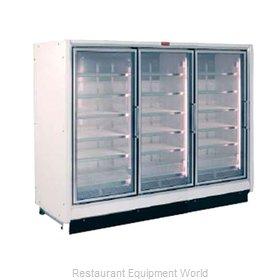 Howard McCray RIF3-24-LED Freezer, Merchandiser